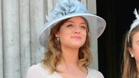 Flora Ogilvy on Hello Magazinen mukaan kruununperimysjärjestyksessä sijalla 56.