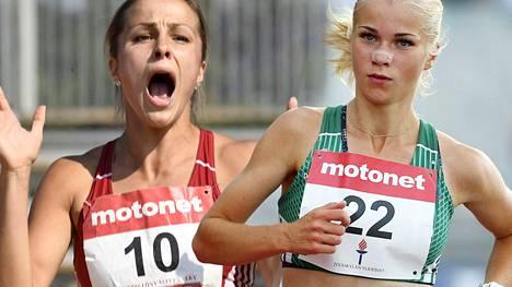 Maria Huntingtonin ja Alisa Vainion tilanteista on riittänyt puhetta viime päivinä.