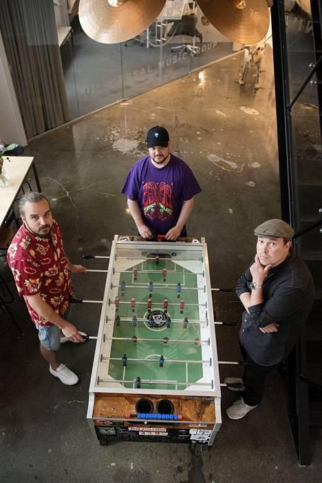 –Koko nuoruus puhuttiin kuitenkin Maradonasta, vaikka esimerkiksi tuo maali oli tapahtunut aikaisemmin, Heikki Kuula sanoo.