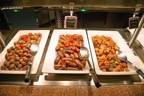 Marjan mukaan á la carte -ravintoloissa on huomattavasti parempi hinta-laatu-suhde.