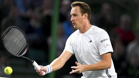 Henri Kontisen taival Ranskan avointen sekanelinpelissä päättyi heti ensimmäisellä kierroksella