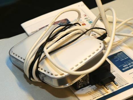 Wlan-reitittimien lähettämä energia voidaan napata talteen ja ladata akkuun.
