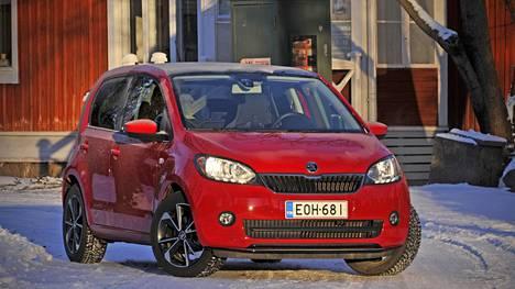Skoda Citigo on suunnattu toreilla ja niiden ympäristössä pörräämiseen, ja siinä tehtävässä auto onnistuukin mainiosti.
