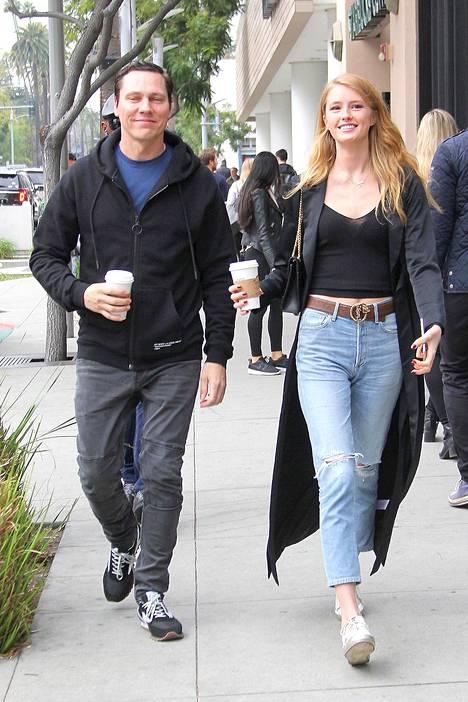 Annika oli 19-vuotias, kun hän tapasi Tiëston.