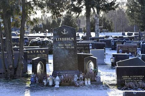Olli Lindholm 19.3.1964–12.2.2019.