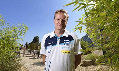 HIFK:n liigajoukkueen lääkäri vaihtoi lajia – lentopallon MM-kisojen ajaksi