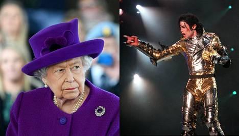 """Michael Jackson ei koskaan saanut titteliä """"Sir"""" vaikka pyysi tunnustusta kuningattarelta useita kertoja."""
