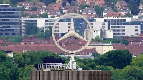 Daimlerin pääkonttori sijaitsee Stuttgartissa.