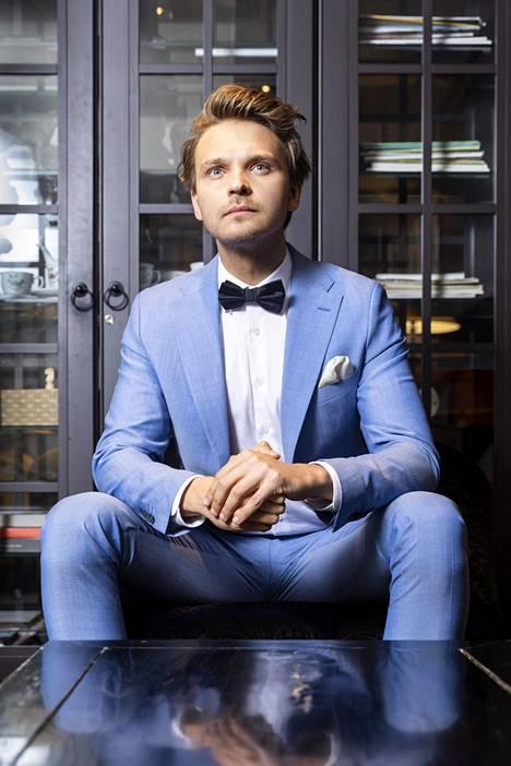Roope Salminen päätti laittaa korkin kiinni elokuussa 2019. Hän on pysynyt päätöksessään.