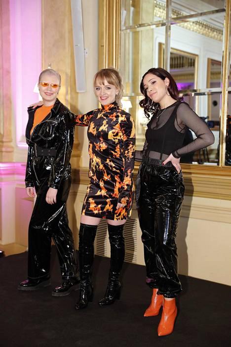F3M toivoo olevansa 2020-luvun Spice Girls.