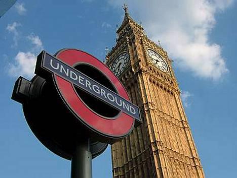 Lontoo: kotikaupunki, jossa olemme ikuisia turisteja.