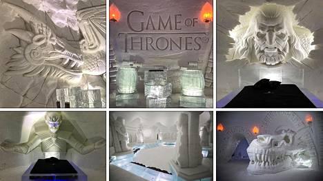 Suomalaisten Game of Thrones -fanien ideasta syntyi jättihitti – Snowvillage aukeni jopa entistä komeampana Lappiin