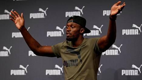 Usain Bolt lähtee yleisurheilun MM-kisoihin luottavaisena.