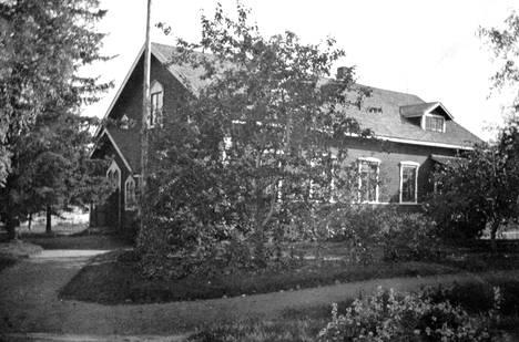 Ruokalarakennus, jossa Lempi ehkä asui.