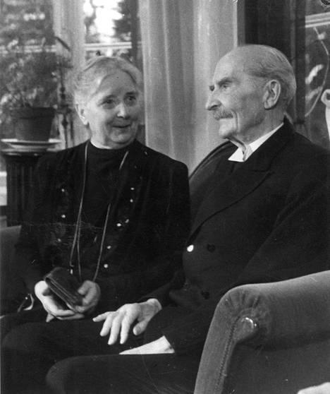 Presidentti Ståhlberg