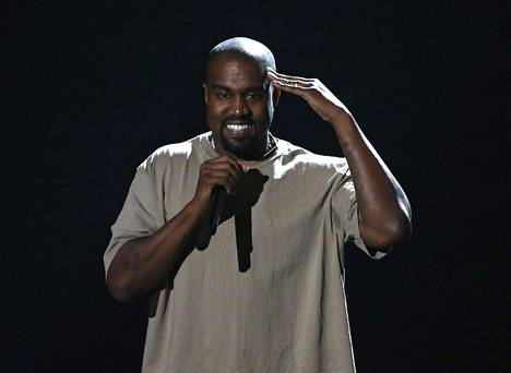 Kanye West herättää närää anopissa.