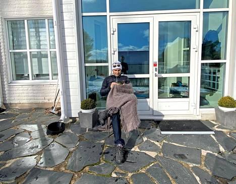 Petri Hollménin kotikaranteeni alkoi 12. maaliskuuta – kun Suomi oli vielä täysin auki.