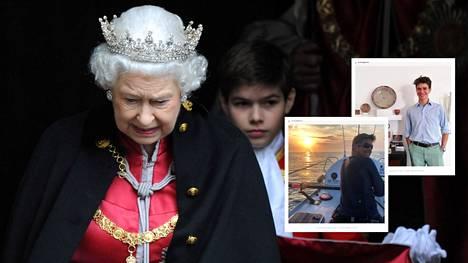 Kuningatar Elisabetin sukulaispojat elävät melko rauhallista elämää brittihovin draamojen ulottumattomissa.