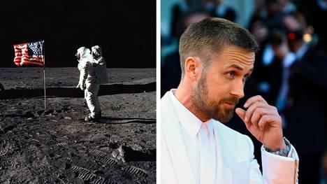 Ryan Gosling tähdittää kuumatkasta kertovaa elokuvaa.