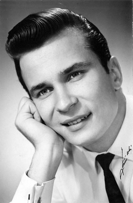 Reijo Taipale vuonna 1965.