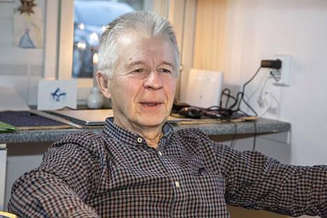 Eino Maksimainen on kokenut valmentaja.