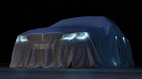 Kohta se paljastuu, upouusi BMW 3.