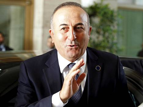 Turkin ulkoministeri Mevlut Cavusoglu