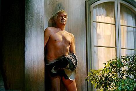John McCookin roolihahmo joutui tiukkaan paikkaan Kauniiden ja rohkeiden kuvauksissa.