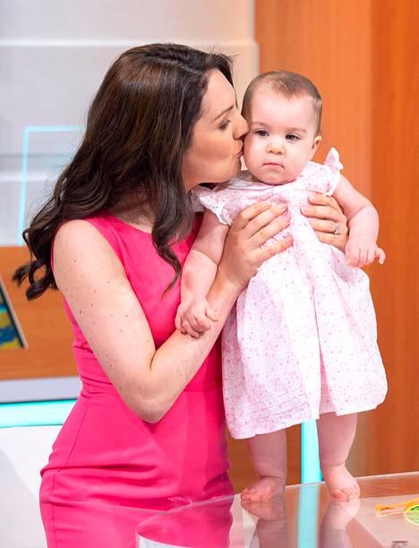 Britanniassa useat äidit jäävät kotiin hoitamaan lapsiaan, koska päivähoitokulut ovat perheen taloudelle todella iso menoerä.