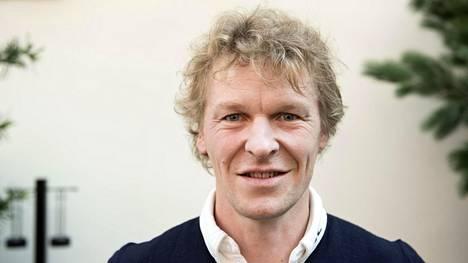 Ex-mäkihyppääjä Toni Nieminen.