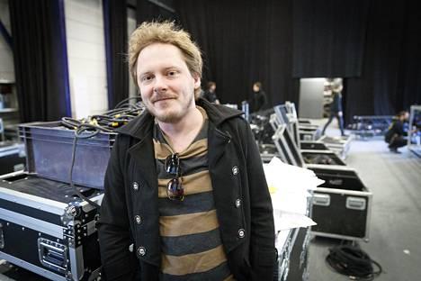 Jonne Aaron ei unohda hevillä iltaa, joka yhdisti hänet Matti Nykäseen, Kimi Räikköseen ja Axl Roseen.