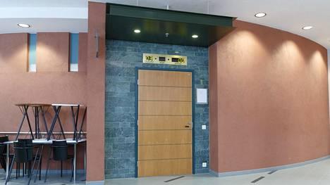 Kunnianloukkausta käsiteltiin Pirkanmaan käräjäoikeudessa Tampereella.