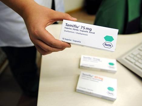Aitoja Tamiflu-lääkkeitä saa reseptillä suomalaisistakin apteekeista.