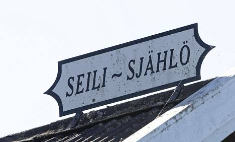 Seilin saaren historia on poikkeuksellisen raju.