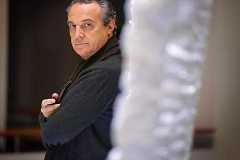 Giancarlo del Monaco joutui Karita Mattilan mustalle listalle uutuuskirjan mukaan.