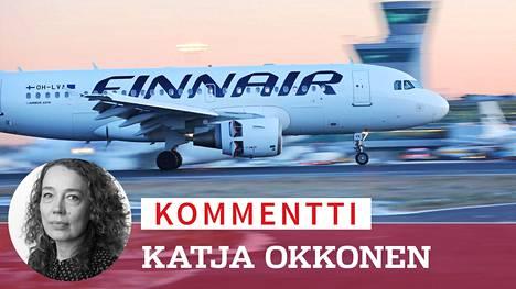Finnair ilmoitti irtisanovansa noin 600 ihmistä Suomessa yt-neuvottelujen päätteeksi.