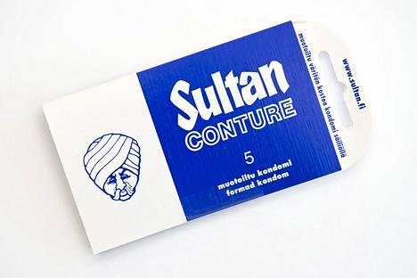 Sultan Conture. Myyntiin vuonna 1967.