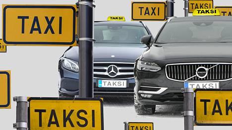 Taksiliikennettä säätelevä laki muuttuu heinäkuun alussa.