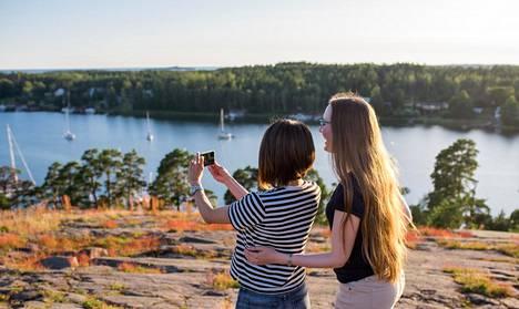 Erityisesti lasten kanssa matkustaville Ahvenanmaa tarjoaa rutkasti mahdollisuuksia.