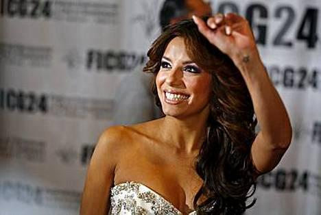 Eva Longoria on amerikkalaisen tv-lehden mukaan seksikkäin naisnäyttelijä.