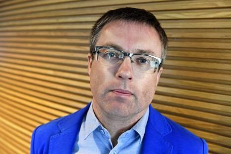 Tapio Raunio.