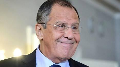 Sergei Lavrov tapaa tänään Helsingissä presidentti Sauli Niinistön ja ulkoministeri Pekka Haaviston.