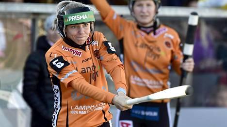 Jyväskylä aloitti naisten Superpesiksen finaalisarjan voitolla – katso huippuhetket