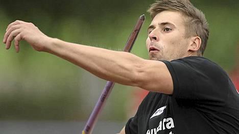 Antti Ruuskanen kiskaisi yli MM-kisojen A-rajan.