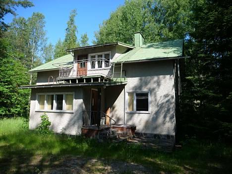 Leo rakennutti kotitalonsa 1960-luvulla.