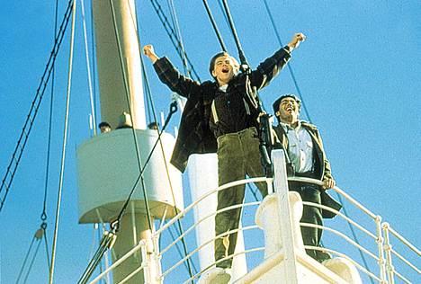 Ohjaaja pakotti 23-vuotiaan Leonardo DiCaprion karjumaan repliikkiä, joka oli tähden mielestä typerä.