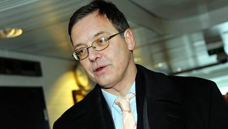 Mikael Storsjö.