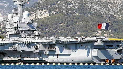 Nimettömän EU-lähteen mukaan Ranska ja Tanska kannattaisivat vahvimmin sotilaallista väliintuloa.