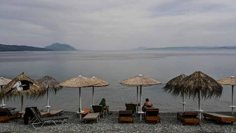 Kreikka odottaa turistien paluuta.