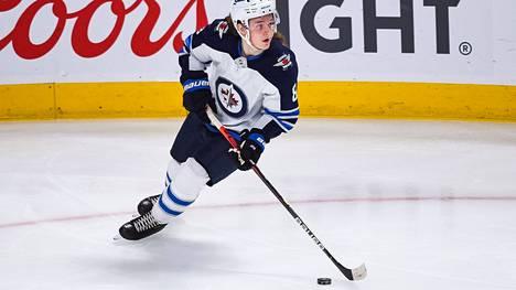 Sami Niku ehti pelata Winnipeg Jetsin organisaatiossa neljä kautta.